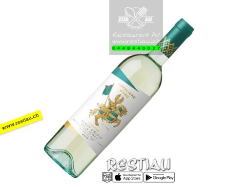 Pinot Grigio, Cavaliere d'Oro, Venezi e IGT (75cl)   Weine   restiau
