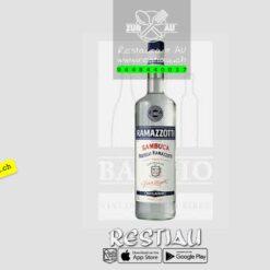 Ramazzotti Sambuca (38%)  