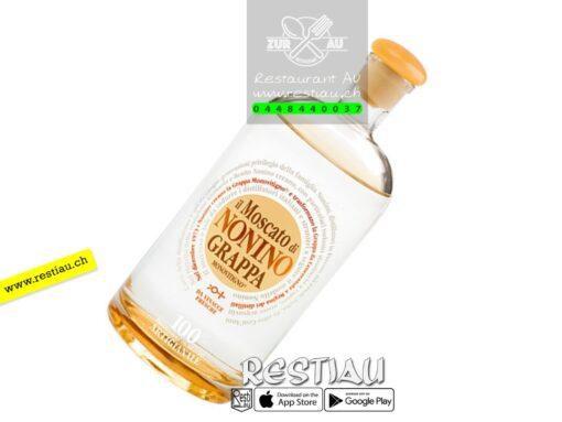 Paesanella Grappa di Moscato (41%)   Spirituosen   restiau