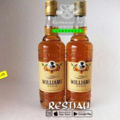 Appenzeller Williams Honig Likör (35%)   Alkoholische Getranke   restiau