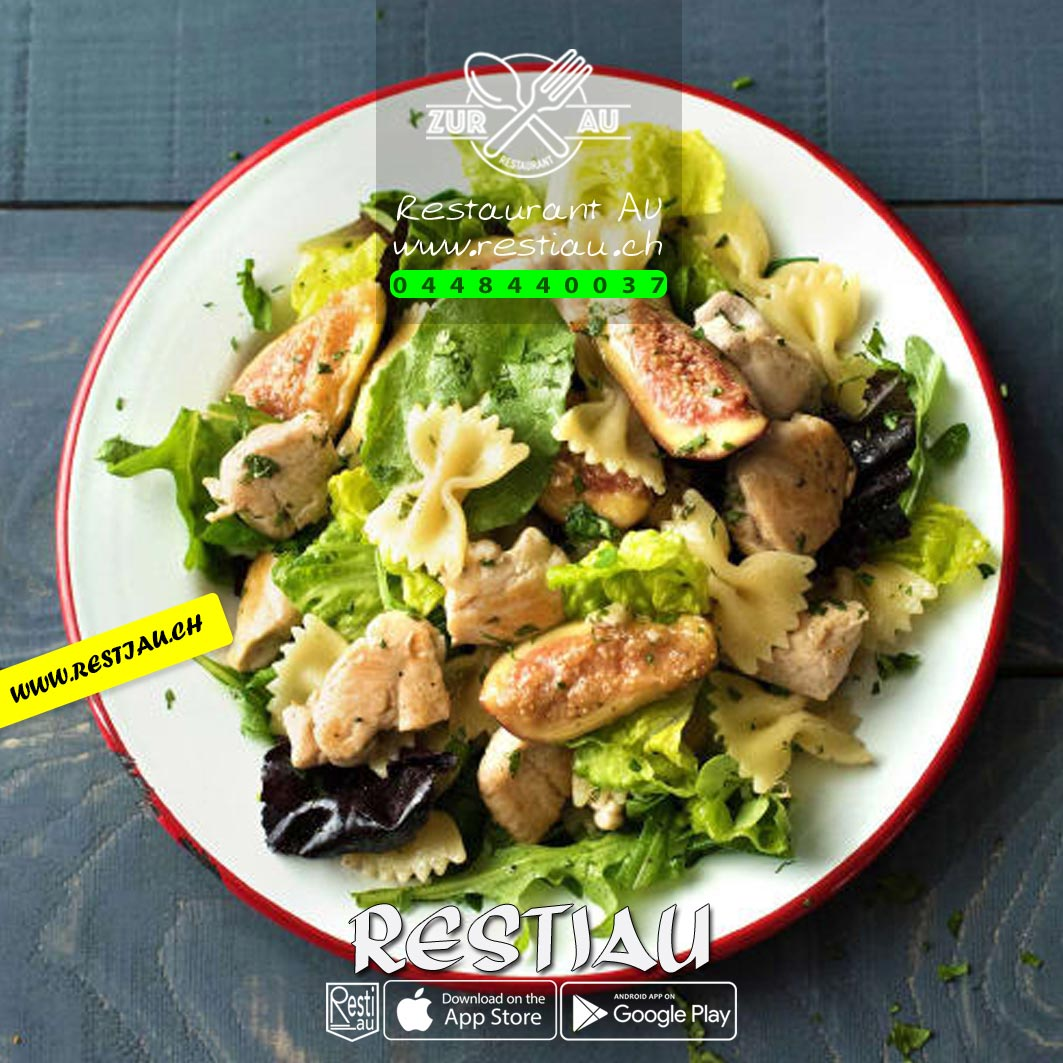 7Spices Poulet Streifen | Salate | restiau