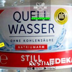 Mineralwasser ohne Kohlensäure 1.5 l Alkoholfreie Getränke | restiau