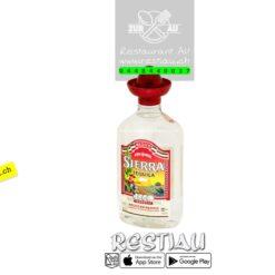 Sierra Tequila Silver (38%)   Spirituosen   restiau