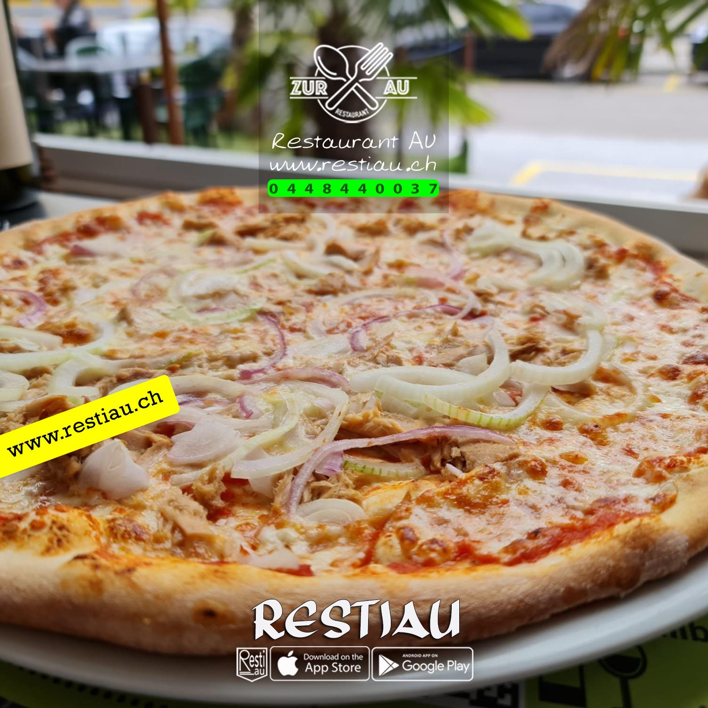 Al Tonno - pizza -restiau - restaurant zur au - resti au