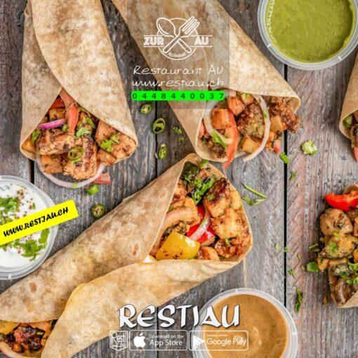 Burritos Vegi | restiau