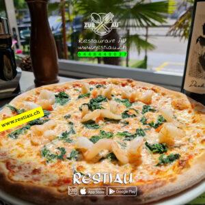 Del Nonno - pizza -restiau - restaurant zur au - resti au