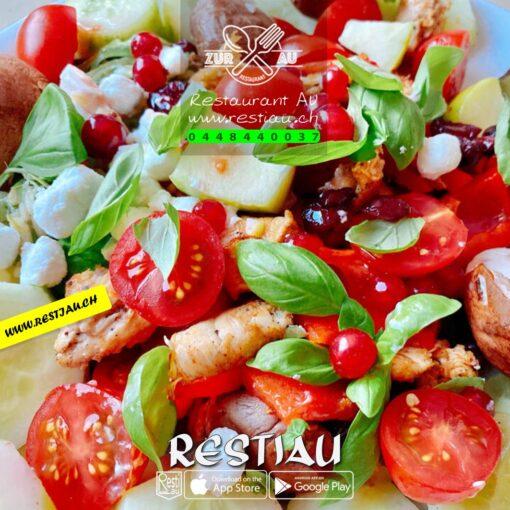 Gemischter Salat | restiau