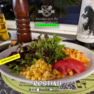 Gemischter Salat - Salate - restiau - restaurant zur au - resti au