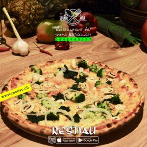 Ma mamia - Pizza - restiau - restaurant zur au - resti au