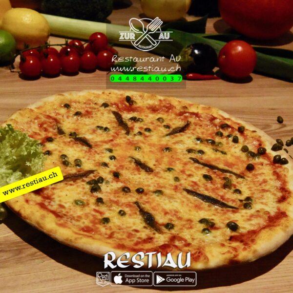 Napoli - Pizza - restiau - restaurant zur au - resti au