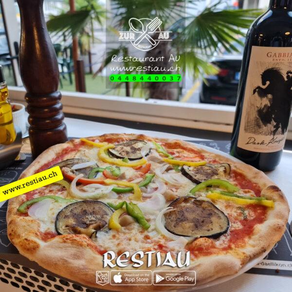 Pizza Arras - Pizza - restiau - restaurant zur au - resti au