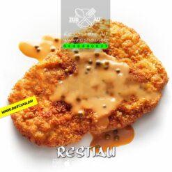 Rahmschnitzel Schwein   Fleischgerichte   restiau