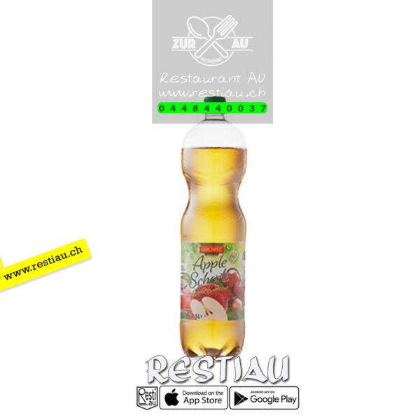 apfelschorle 1.5 - Alkoholfreie Getränke - restiau - restaurant zur au - resti au