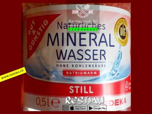 Mineralwasser ohne Kohlensäure 0.5 l | Alkoholfreie Getränke | restiau