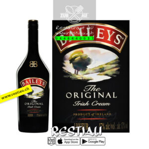 baileya irish cream 17% - Spirituosen - restiau - restaurant zur au - resti au