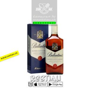 ballantines finest blendet scotch whisky - Alkoholische Getränke - restiau - restaurant zur au - resti au