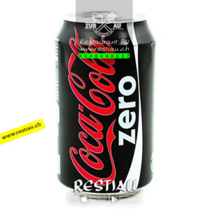 coca cola zero - Alkoholfreie Getränke - restiau - restaurant zur au - resti au