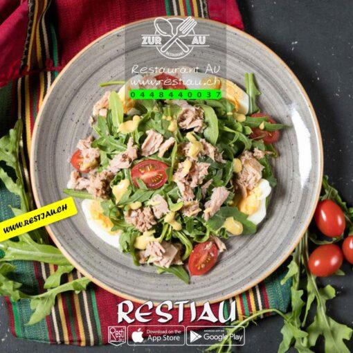 grüner salat | restiau