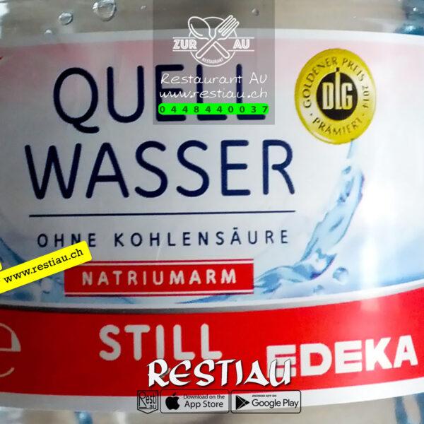 mineralwasser ohne kohlensaure 1.5 - Alkoholfreie Getränke - restiau - restaurant zur au - resti au
