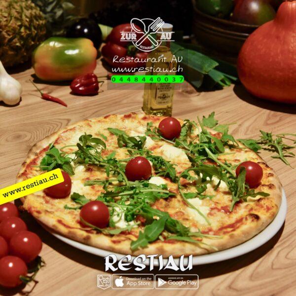 mis Schweiz - Pizza - restiau - restaurant zur au - resti au