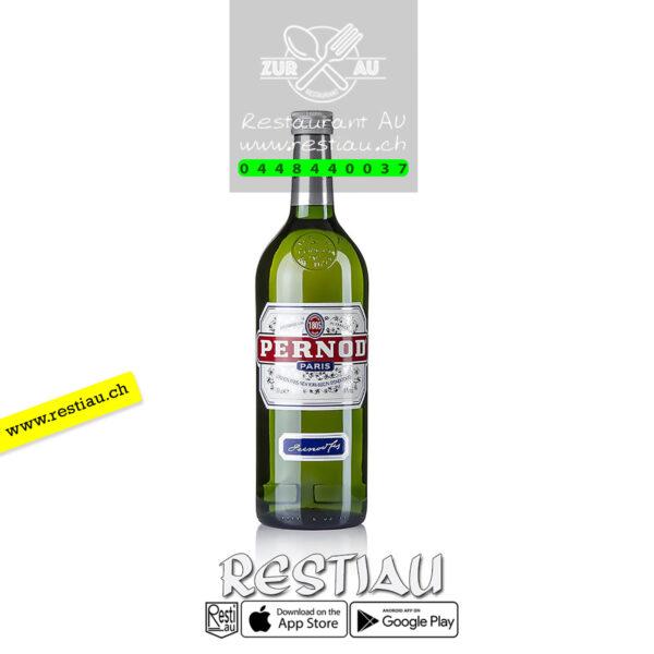 pernod 40% - Alkoholische Getränke - restiau - restaurant zur au - resti au
