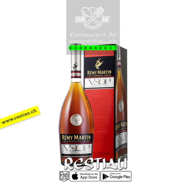 remy martin VSOP 40% - Alkoholische Getränke - restiau - restaurant zur au - resti au