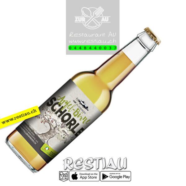 schorle 0.33 - Alkoholfreie Getränke - restiau - restaurant zur au - resti au