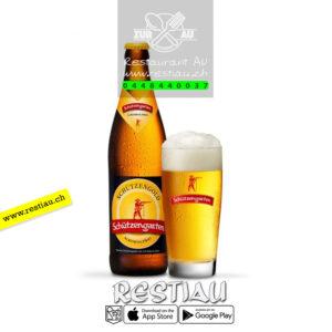 schutzengold alkoholfrei - Biere - Beer - restiau - restaurant zur au - resti au