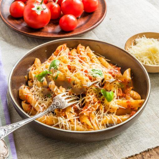 Spaghetti all arrabbiata | restiau